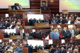 برگزاری همایش صلح و سازش در شوراهای حل اختلاف استان لرستان