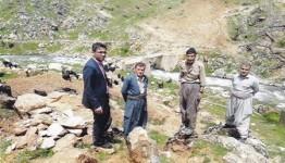 پایان اختلاف ملکی هفت ساله دو خانواده روستایی با وساطت اعضای شورای حل اختلاف سردشت آذربایجانغربی