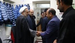 اعلام رضایت هفت زندانی جدیدالورود از یکدیگر با وساطت رئیس کل دادگستری زنجان