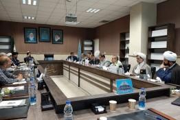 دومین جلسه ستاد استانی صبر در معاونت فرهنگی دادگستری کل استان تهران برگزار شد