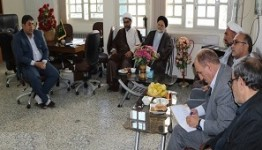 کارگروه ستاد صبر به منظور صلح و سازش در پروندههای مهم شهرستان خرم آباد تشکیل شد