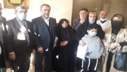 زندگی دوباره یک جوان محکوم به اعدام پس از 6 سال در کرمانشاه